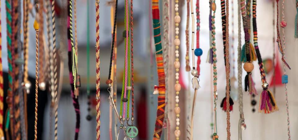 Märkte und Zigeunermärkte der Algarve